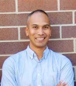 Meet Our Newest Faculty Member: Professor Claudio Villanueva!